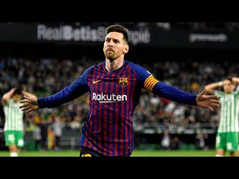 Lionel Messi [Rap] | Armado y Peligroso | Magic Skills & Goals| 2019
