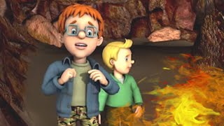 Feuerwehrmann Sam ⭐️In den Höhlen verloren! 🔥Sam rettet den Tag!   Cartoons für Kinder