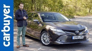 Toyota Camry 2020 in-depth review - Carbuyer
