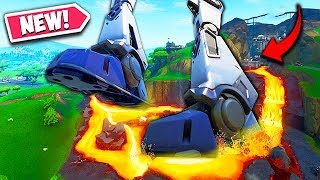 *NEW EVENT* GIANT ROBOT ALMOST BUILT! - Fortnite Funny Fails and WTF Moments! #610