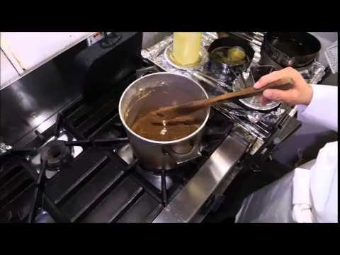 ルーブロンで作る本格欧風黒カレー