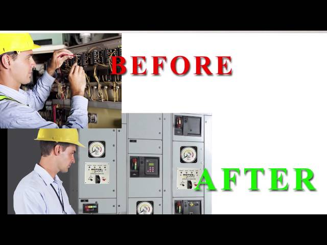 Before and After video at Electricity Forum