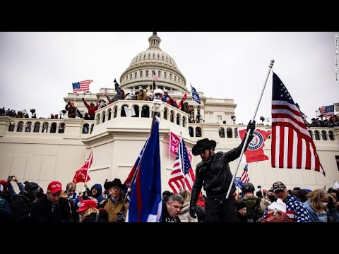 POLL: How Unpopular Is The Failed Capitol Hill Insurrection?