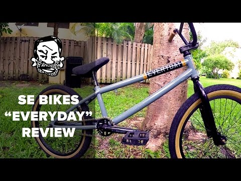 SE Everyday BMX Bike Review