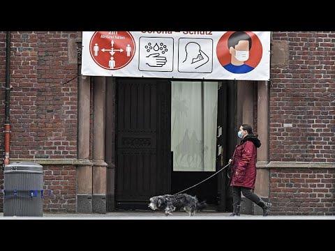 COVID-19: Η Ευρώπη στον αστερισμό του lockdown