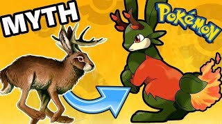 10 Mythical Creatures that Should be Pokemon
