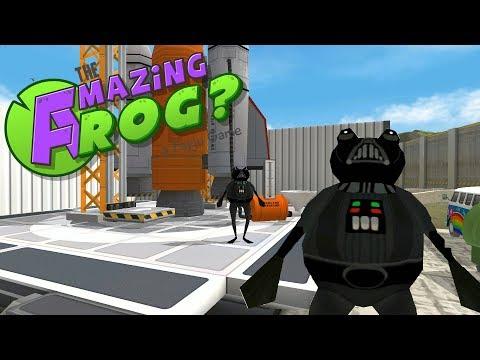 Amazing Frog ? # 9 - Die böse Seite