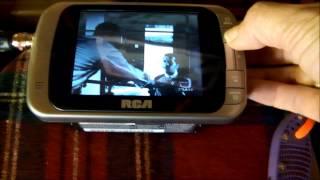 RCA 3.5 Portable TV Review