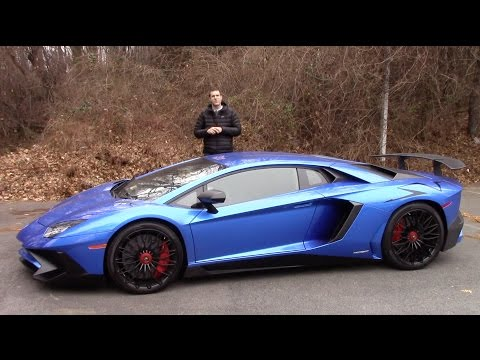 Here's Why The Lamborghini Aventador SV Is Worth $500,000 Mp3