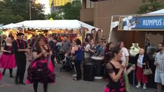 Parade at Milwaukee's Bastille Days festival