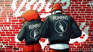"""HUMANS Return with Flashy 360° Video for """"Boys & Girls"""""""