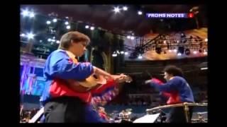 Alma llanera: Orquesta juvenil Simón Bolivar de Venezuela, dirigida per Gustavo Dudamel
