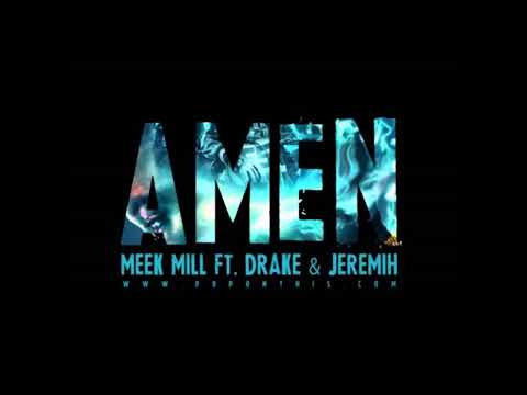 Meek Mill - Amen Ft. Drake (BASS BOOSTED)