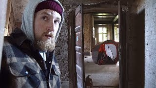 Paranoia Sets In Inside An Abandoned Hotel