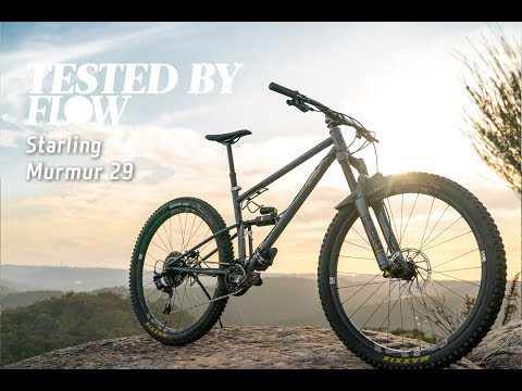 TESTED: Starling Cycles Murmur 29 review – Flow Mountain Bike