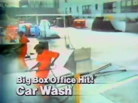 Car Wash Movie Trailer