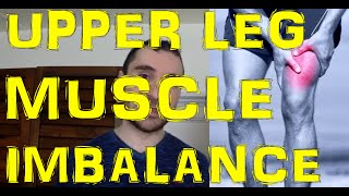 Muscle Imbalance Between Quads & Hamstring Muscles Explained!