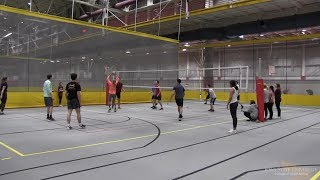 IE Faculty-Staff-Student Volleyball Tournament Spring 2019