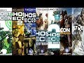 The Evolution Of Ghost Recon Games 2001 2020