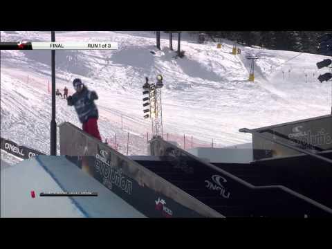 O'Neill Evolution 2013 - Women's Big Air Finals