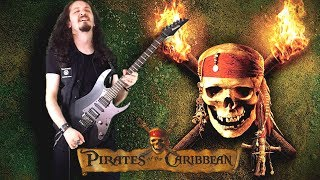 Pirates of the Caribbean - He's a Pirate   İBRAHİM BİRDAL