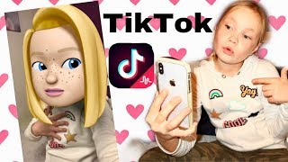 КАК снимать видео в ТИК ТОК с ANIMOJI / СОЗДАЮ ANIMOJI для Ксюши TUTORIAL / iphone X