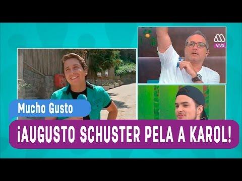 Augusto Schuster pela a Karol - Mucho Gusto 2016