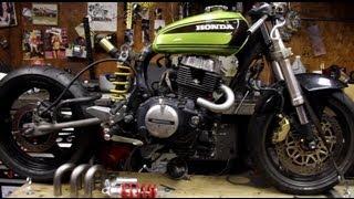 Custom Honda CM450 Modern Cafe Racer Update (Greasy Dozen Update 4)