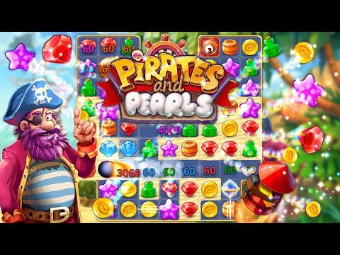 Pirates & Pearls™: A Treasure Matching Puzzle video