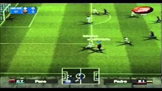 pes 6 ps2 gameplay - मुफ्त ऑनलाइन वीडियो