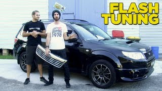 Flash Tuning (Forester XT)