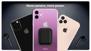 Huge iOS 13 & 2019 iPhone Leaks! + iOS 12.3 Released!