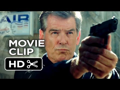 The November Man Clip 'Another Day at the Office'