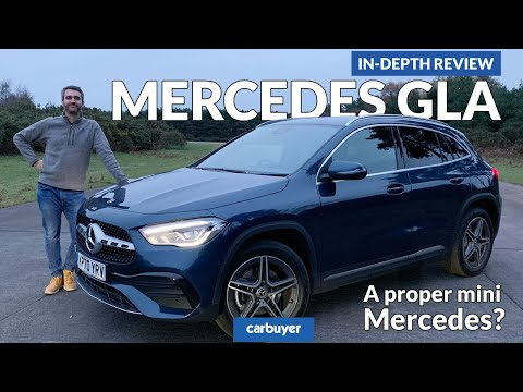2021 Mercedes GLA in-depth review - is Merc's smallest SUV finally the real deal?