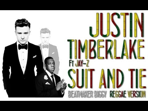 Justin Timberlake : Suit and Tie. [ReggaeVersion].