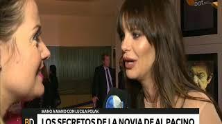 Los secretos de la novia de Al Pacino - Telefe Noticias