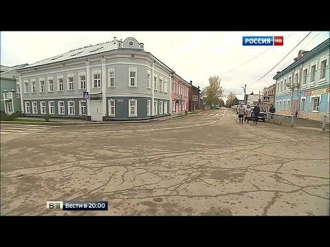Самая красивая деревня России: село Вятское - музей под открытым небом