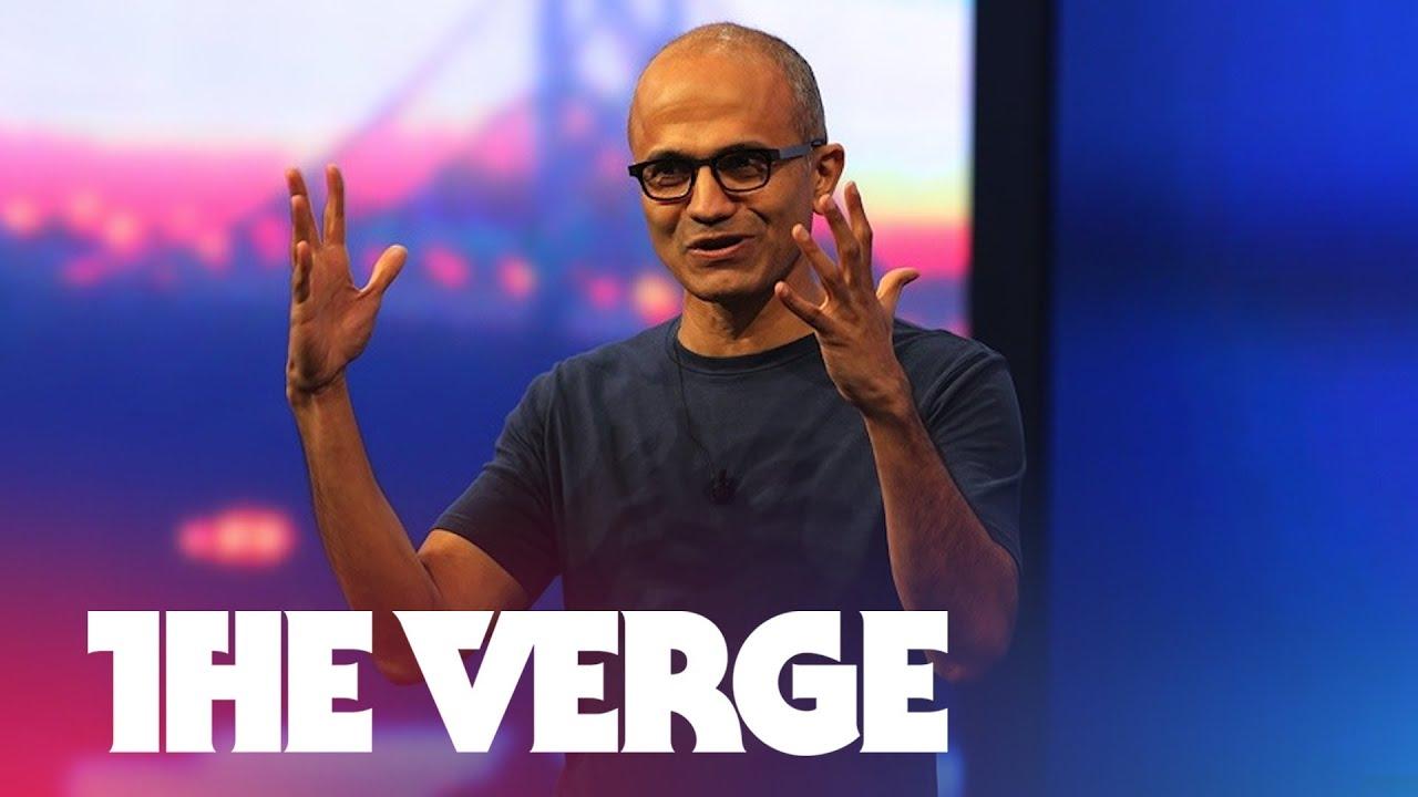 CEO Satya Nadella teases big changes coming to Microsoft thumbnail