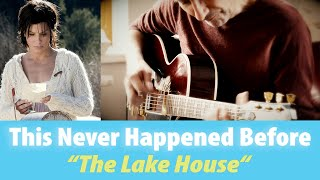 THIS NEVER HAPPENED BEFORE Fingerstyle Guitar Cover [LYRICS]