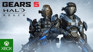 Halo: Reach Character Pack trailer