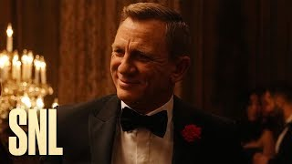 James Bond Scene - SNL