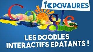 5 doodles interactifs épatants ! Les Topovaures #4