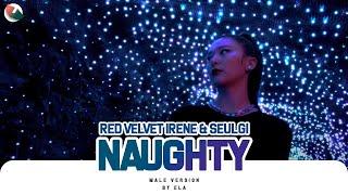 MALE VERSION | Red Velvet IRENE & SEULGI - Naughty