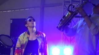 La Roux - Let Me Down Gently (live) - Governors Ball New York 2014