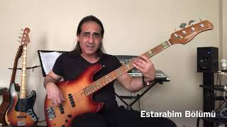 Erkin Koray | Estarabim (Ünlü Versiyon) Şarkı İnceleme (Bass Cover)
