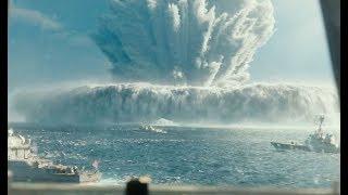 Deep sea nuclear explosion, spectacular!