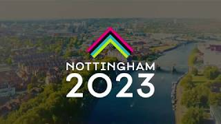 Bright Video are Backing Nottingham 2023!