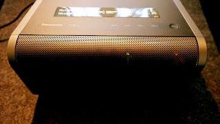 Bezprzewodowy system głośnikowy Panasonic SC-ALL3EG-K - intest.tv - PL - Polska - Recenzja