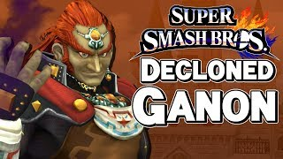 THE BEST DECLONED GANONDORF MOVESET EVER! - Super Smash Bros. Legacy XP 2.0 - Aaronitmar