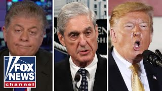 Napolitano: Mueller's statement is not good news for Trump